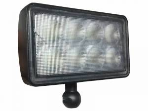 Electrical Components - LED Lights - Tiger Lights - JDKit1 - LED Tractor Light Kit for John Deere 8000 Series