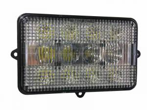 Electrical Components - LED Lights - Tiger Lights - JDKit4 - Complete LED Light Kit for John Deere Combines