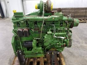 Used Engines - JD8630 - John Deere USED 8630 Engine