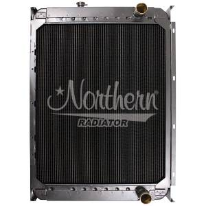 Combines - AH215773 - For John Deere COMBINE RADIATOR