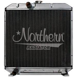 Cooling System Components - Radiators - NR - 1739372062- Kubota RADIATOR