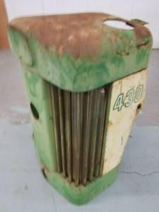 AT11507T  - John Deere USED GRILLE