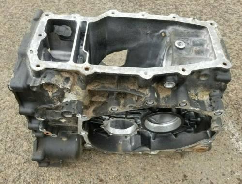 4WD Front Axle & Steering - Axle Assembly - Farmland - LVU803948 - John Deere USED AXLE HOUSING