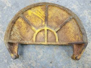 Body Parts - Farmland - T20755 - John Deere SHIELD, USED