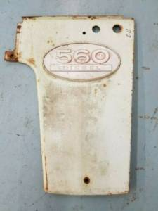 Body Parts - Farmland - 369202R1 - International LH RADIATOR PANEL, Used