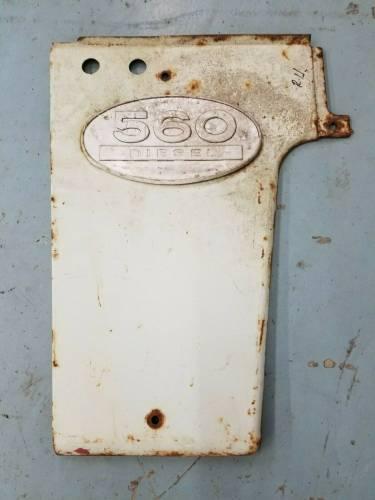 369202R1 - International RH RADIATOR PANEL, Used