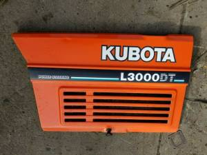 Body Parts - Farmland - TC020-18640 - Kubota LH PANEL, Used
