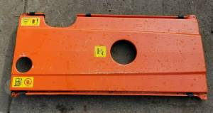 Body Parts - Farmland Tractor - 32330-18700 - Kubota BONNET HOOD TOP, Used