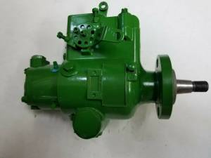 Fuel System - Injection Pump - Farmland - AR67647 - For John Deere 2640 FUEL INJECTION PUMP, Remanufactured