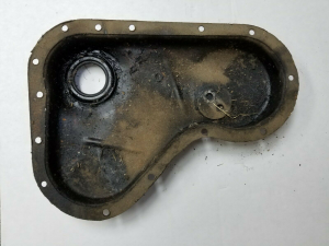 Engine Components - Timing Covers - Farmland - 37161104 - 4.108 PERKINS TIMING COVER, Used