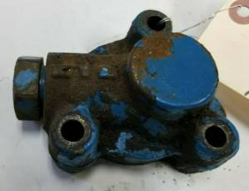 Hydraulics - Control Valve - Farmland - SBA340010651 - Ford HYDRAULIC VALVE, Used