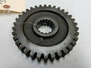 Wheels Hubs & Components - Wheels, Hubs and Components - Farmland - SBA326370190 - Ford WHEEL AXLE GEAR, Used