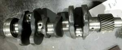 Engine Components - Crankshafts - Farmland - AM875316 - John Deere CRANKSHAFT, Used