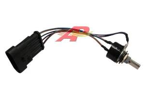 A/C Components - Farmland - 205126 - TEMPERATURE CONTROL/BLOWER SWITCH-CNH