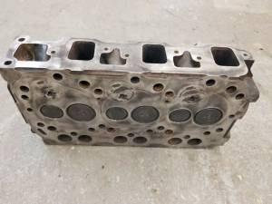 Engine Components - Cylinder Heads and Parts - Farmland Tractor - AM879210 - Cylinder Head