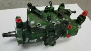 Fuel System - Injection Pump - Farmland Tractor - AR103575 - John Deere INJECTION PUMP, Used