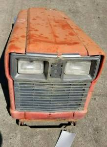 1702DH - Yanmar HOOD ASSEMBLY, Used