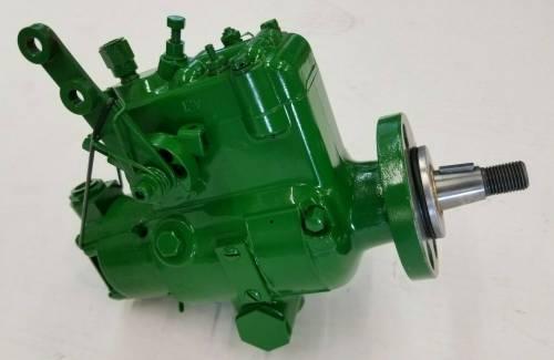 Fuel System - Injection Pump - Farmland - AR51747 - For John Deere FUEL INJECTION PUMP, REBUILT