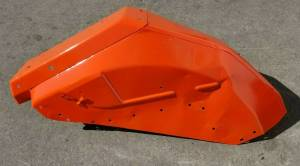Body Parts - Farmland - 32470-29030 - Kubota RH FENDER, Used