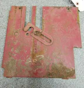 Body Parts - Farmland - 1333130C1 - Case/IH REAR PANEL, Used