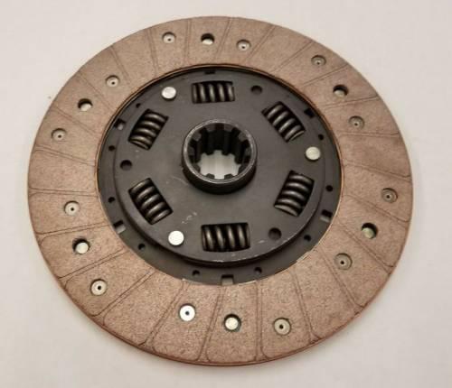 Clutch Transmission & PTO - Clutches - Farmland - 183357M91 - Massey Ferguson CLUTCH DISC