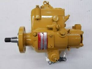 Fuel System - Injection Pump - Farmland - AR51747 - For John Deere FUEL INJECTION PUMP, REBUILT