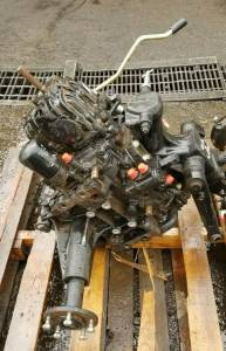 Rear Axle & Differential Components - Rear Axle Components - Farmland - LVA23807 - John Deere REAR TRANSAXLE, Used