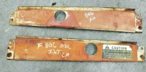 Body Parts - Farmland Tractor - 378638L1 378639R1 - International SET OF PANELS, Used