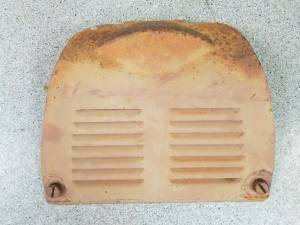 Body Parts - Farmland - 397881R1 - International FRONT HOOD ACCESS/COVER, Used
