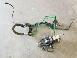 Engine Components - Valvetrain - Farmland Tractor - AM877608 - John Deere VALVE, Used