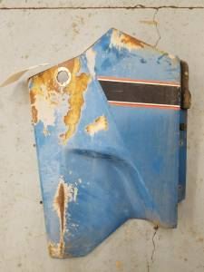 Body Parts - Farmland Tractor - SBA350701230 - Ford RH DASH PANEL, Used