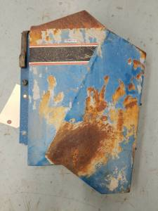 Body Parts - Farmland Tractor - SBA350701260 - Ford LH DASH PANEL, Used
