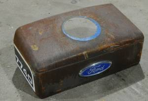 Used Parts - Used Body Parts - Farmland Tractor - 82005626 - Ford New Holland HOOD EXTENSION, Used