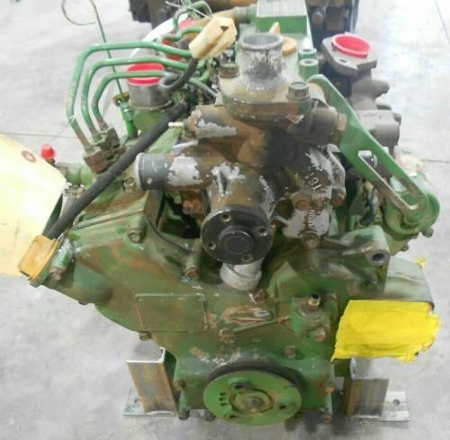 Used Parts - Used Engines - Used Engines - 3TNA72-UJK - John Deere ENGINE, Used
