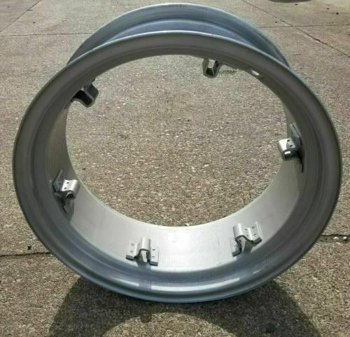 Wheels Hubs & Components - Rims & Tires - Farmland - T21742 - For John Deere REAR WHEEL RIM