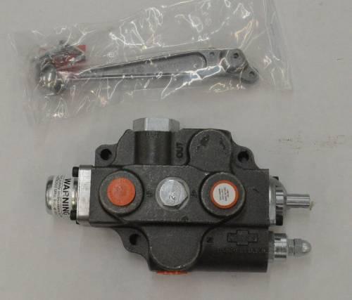 Hydraulics - Control Valve - Farmland - 131135 - For John Deere SBA2 HYDRAULIC CONTROL VALVE, CLOSED CENTER