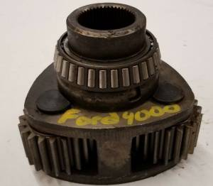 Drivelines / PTO - Farmland Tractor - 86584273 - Ford New Holland PLANETARY CARRIER AND GEARS, Used