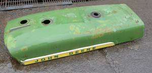 Used Parts - Used Body Parts - Farmland Tractor - 2010Hood - John Deere 2010 HOOD, Used