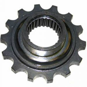 4WD Front Axle & Steering - Axle Assembly - Farmland - 303143856 - White, Oliver, Minneapolis Moline FRONT COUPLER SPROCKET