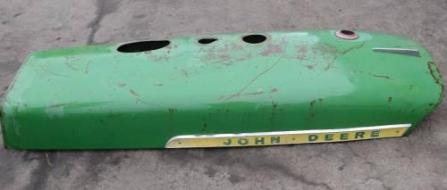 Used Parts - Used Body Parts - Farmland Tractor - AR41144 - John Deere 3020 (Late) HOOD, Used