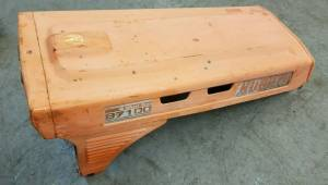 Used Parts - Used Body Parts - Farmland Tractor - 66711-54110 - Kubota BONNET, Used