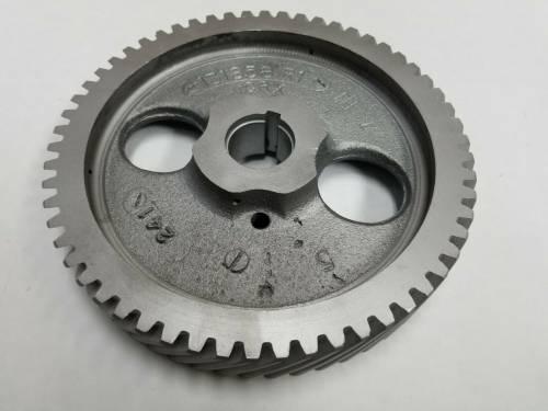 Engine Components - Camshaft & Lifters - Farmland Tractor - 131858R1 - International CAMSHAFT GEAR, Used