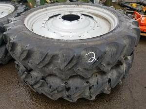 Used Parts - Used Wheels & Tires - 380/90R50 10 BOLT DUALS