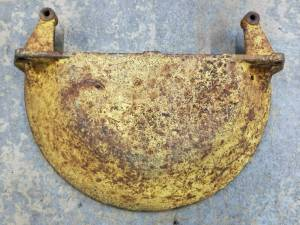 Farmland - M3371T Sprocket Cover 420 430 440 1010 Crawler - Not Repaired or Cracked - Image 2