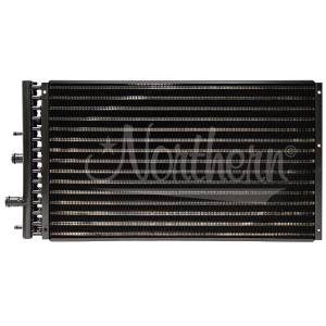 Cooling System Components - Oil Coolers - Combines - 195441A2 - Case/IH OIL COOLER