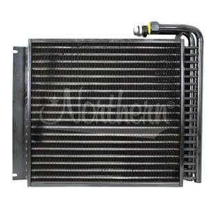 Cooling System Components - Oil Coolers - NR - 386925A1 - Case/IH OIL COOLER