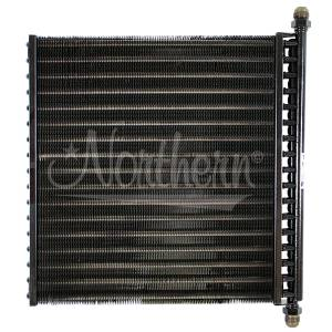 Cooling System Components - Oil Coolers - NR - 87014828 - Case, New Holland OIL COOLER