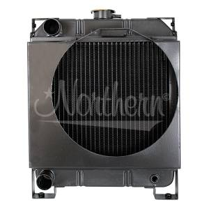 Cooling System Components - NR - 86561696- Ford New Holland RADIATOR