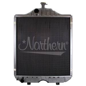 Cooling System Components - Radiators - NR - 1548472060 - Kubota RADIATOR