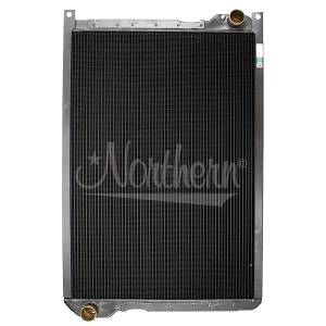 Combines - 435361A3 - Case/IH RADIATOR